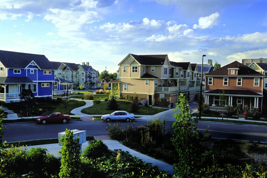High-Density Development Design Can Help Reduce Carbon Emissions