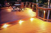 Deck Lighting Boosts Sales