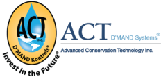 Act, Inc. D'MAND Kontrols Systems Logo