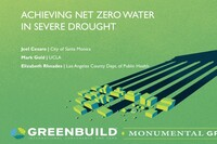 Using LEED Guidelines to Lower Water Consumption