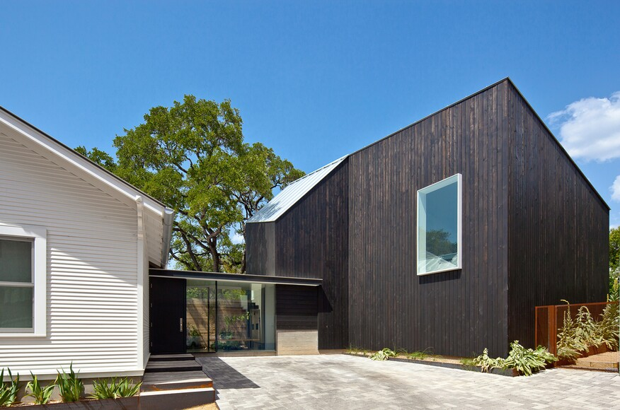 Hillside residence architect magazine alterstudio for Hanley wood texas