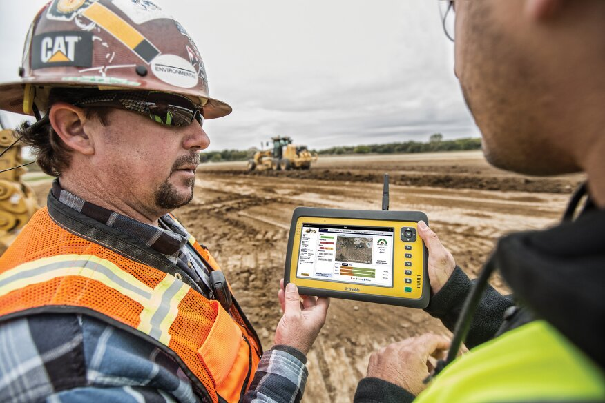 Caterpillar's Cat Connect lets managers connect to all of their assets, from the largest earthmover to the smallest generator.
