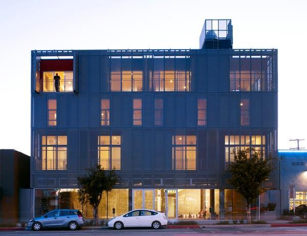 Cherokee Mixed-Use Lofts, Los Angeles, Calif., 2010.