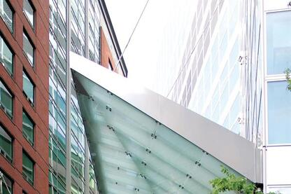 Arcade Canopy, Goldman Sachs