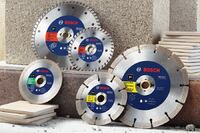 Bosch Power Tools & Accessories Diamond Blade Line