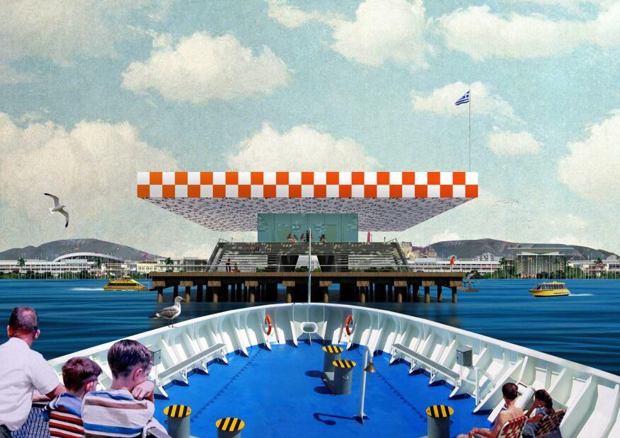 """Point Supreme's """"Faliro Pier"""""""