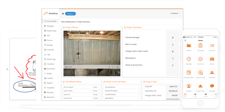 Buildshop Launches All In One Construction App For