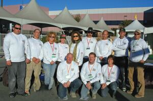Every year, 12 decorative concrete contractors from the U.S. and surrounding countries are invited to present  at the Artistry in Decorative Concrete demonstrations. These are the presenters featured in 2007.