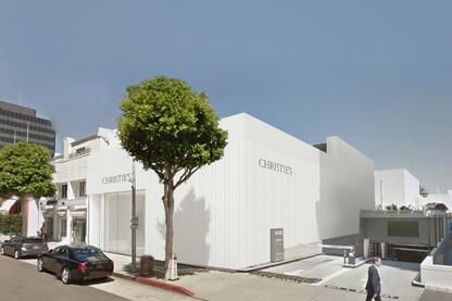 Christie's West Coast Flagship