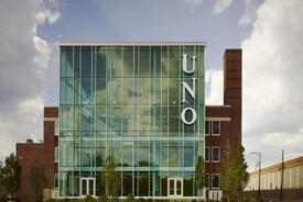 UNO Veterans Memorial School Complex