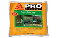 Sika Post Fix Replaces Two Bags of Concrete