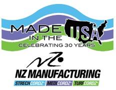 Strech Cordz®  by NZ Mfg., Inc. Logo
