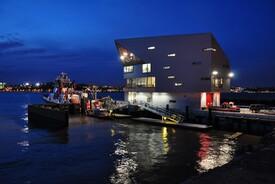 Pier 53 Fireboat House