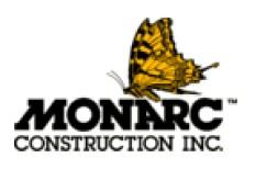 Monarc Construction Logo