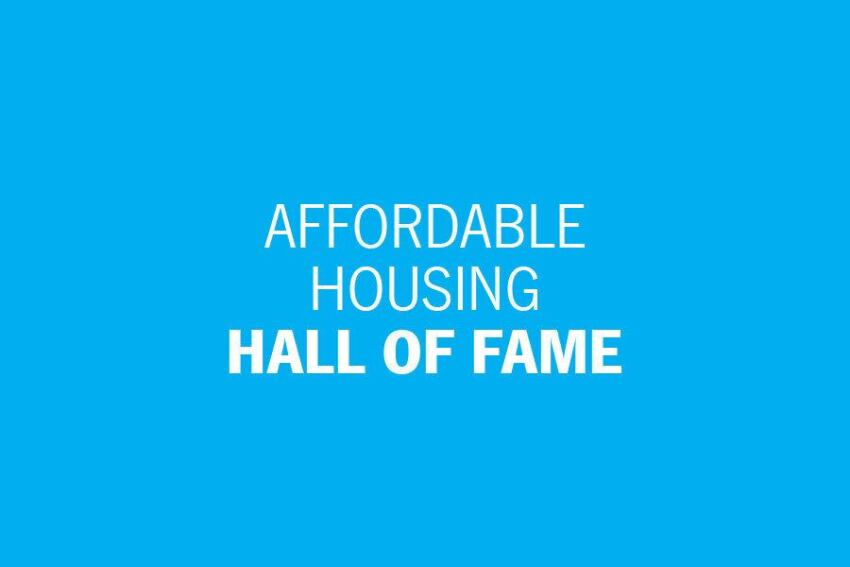 2014 Affordable Housing Hall of Fame Inductees