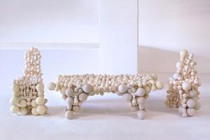 "Zaha Hadid Gallery in London Presents the ""Meta Utopia"" Exhibit"