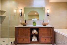 Yoko Oda Interior Design | Zen Bathroom | Walnut Creek, CA