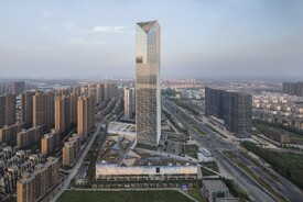 Jiangxi Nanchang Greenland Zifeng Tower
