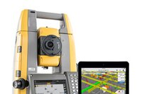 Topcon Integration of GT Series Total Stations with Autodesk