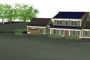NIST Test Home to Demonstrate, Research Net-Zero Construction Methods