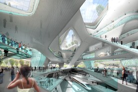DS+R Proposal for Penn Station and Madison Square Garden