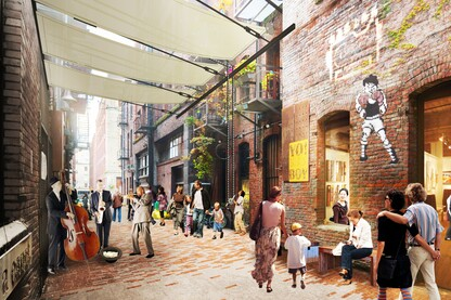 Pioneer Square Alley Corridor Project