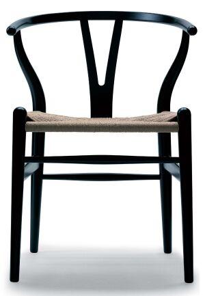 Object: Wishbone chair  Artist: Hans Wegner  Date: 1949  Price: $499  Source: Hive, www.hivemodern.com