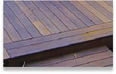 Figure 14. Thermally modified wood, such as this by Cambia Wood, takes on a rich brown color from the manufacturing process.
