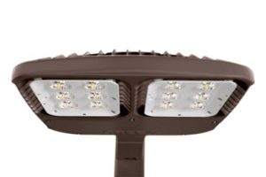 OSQ Series Area and Flood LED luminaires