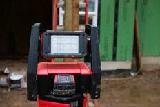 Milwaukee M18 Trueview LED Flood and Stand Light