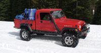 Truckin' Around: Build-Your-Own Pickup