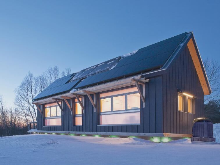 Grand Award: BrightBuilt Barn, Rockport, Maine