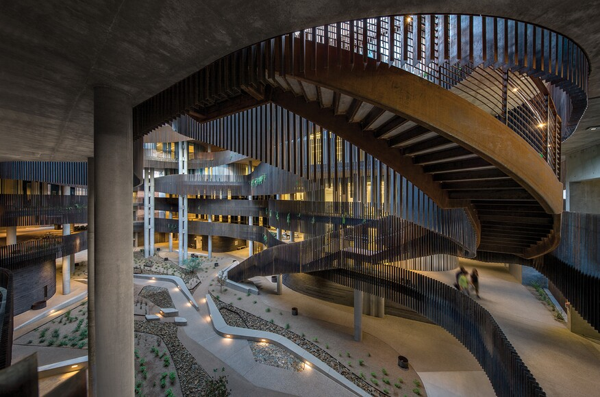 Environment Natural Resources Building Ii Architect