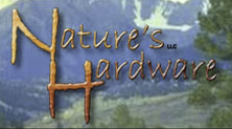 Nature's Hardware Logo