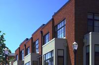johnson street townhomes, portland, ore.