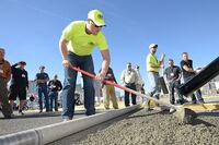 Concrete Slabs Showcase at World of Concrete 2016