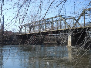 The 107-year-old Fair Lawn (Fifth) Avenue Bridge.