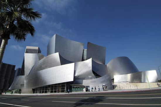 Walt Disney Concert Hall by Frank Gehry