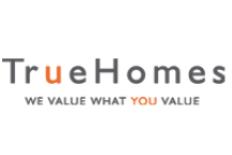 True Homes USA Logo