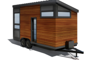 Lumber Giant Unveils Line of Portable Tiny Homes