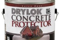 United Gilsonite Labs + Drylok Concrete Protector