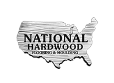 National Hardwood Flooring & Moulding Logo