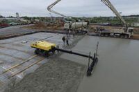 Mega Screed from Ligchine International