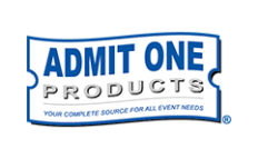 Admit One Products Logo