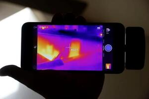 Infrared Smart Phone
