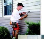Combining foam insulation and siding in a single product gives vinyl siding solidity, provides a vapor barrier and an energy-saving capability of around R-4