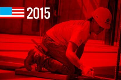 America's Concrete Contractors 2015