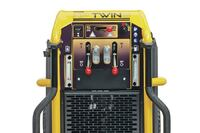 Stanley Hydraulic Tools + HP Twin8 can power two hydraulic power tools