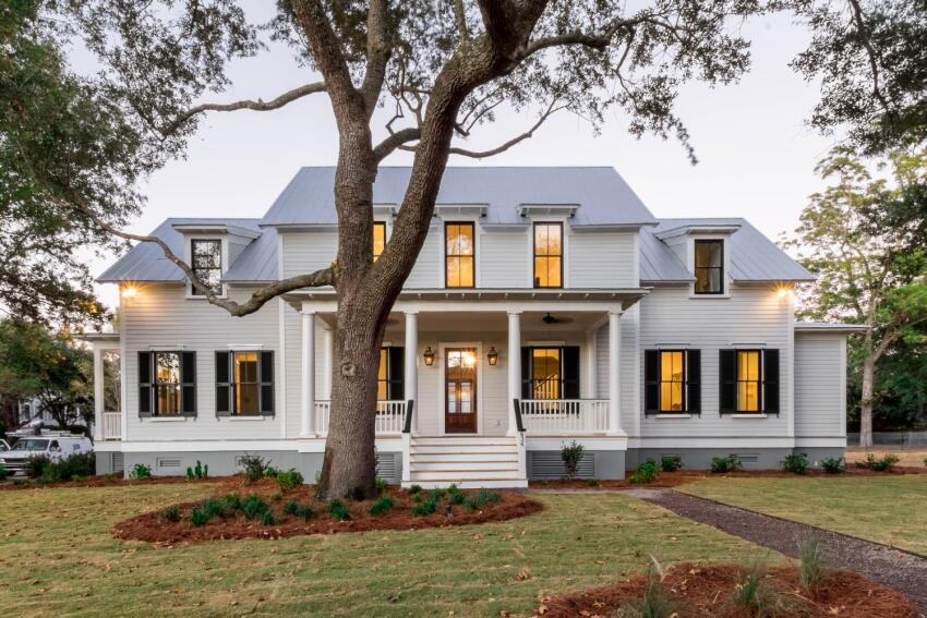 Royall Street Residence in Mount Pleasant, S.C.