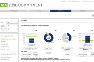 AIA and DOE Launch 2030 Commitment Reporting Tool